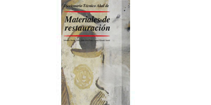 Diccionario Técnico Akal de Materiales de Restauración
