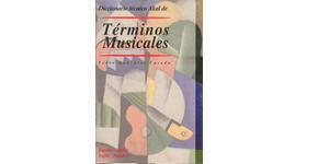 Diccionario técnico Akal de Términos Musicales