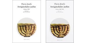 Antigüedades judías (dos volúmenes)